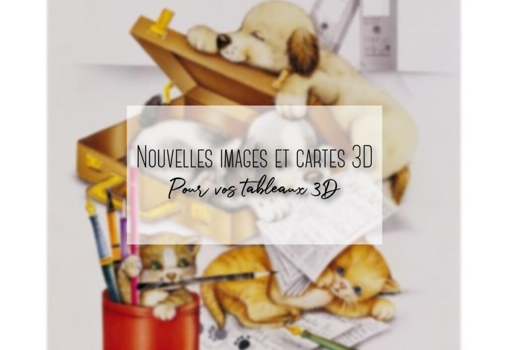 images et cartes 3d