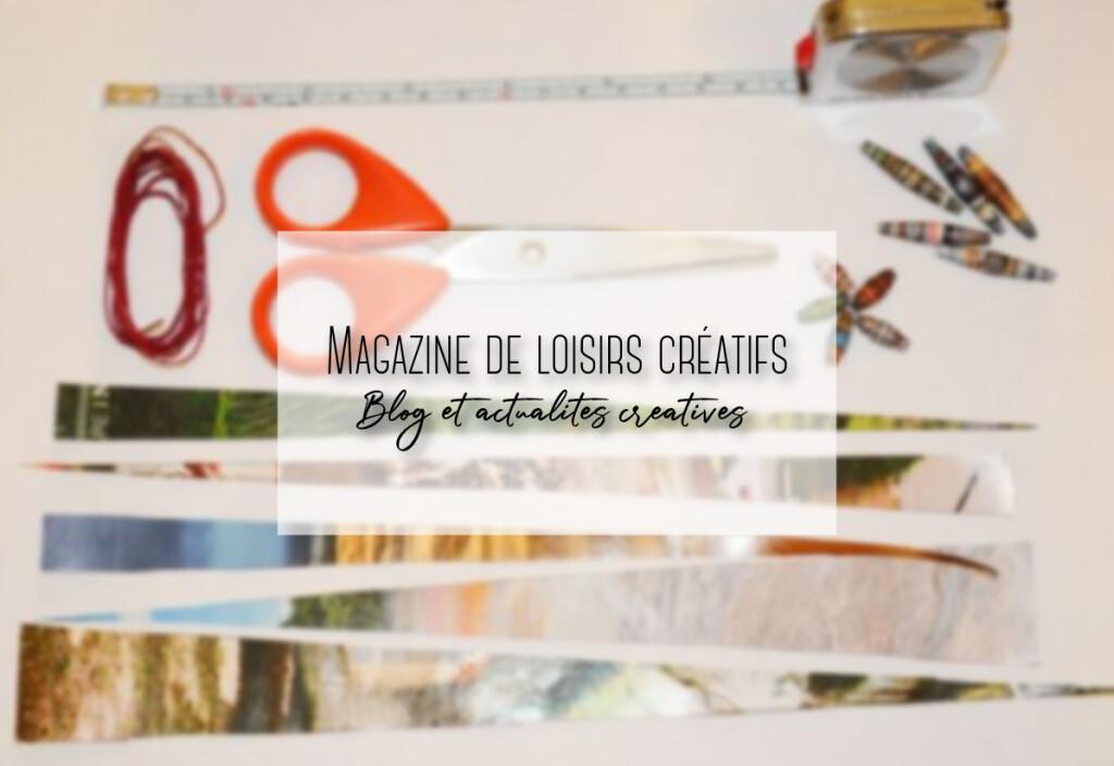 magazine de loisirs créatifs