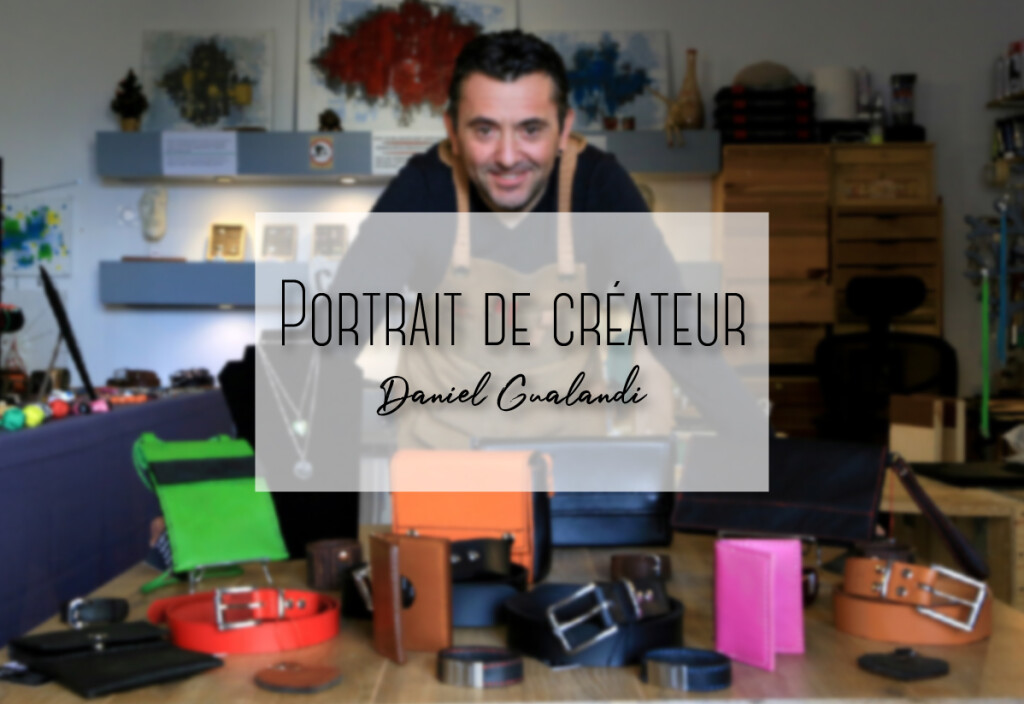 Portrait de créateur: Daniel Gualandi