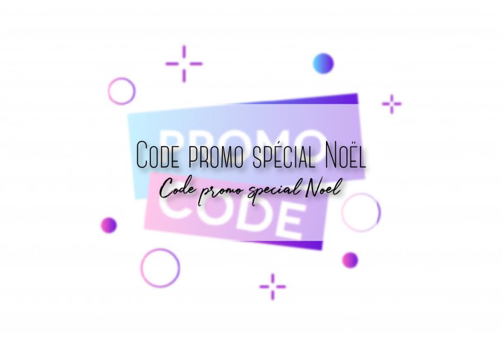 code promo spécial noel