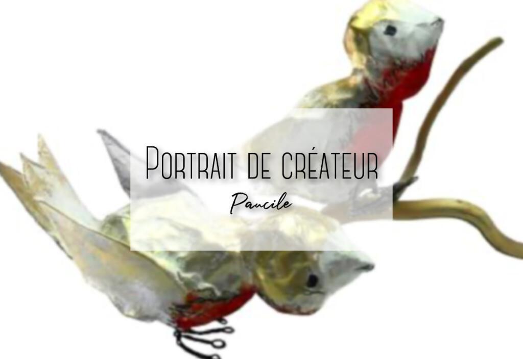 Portrait de créateur: Paucile