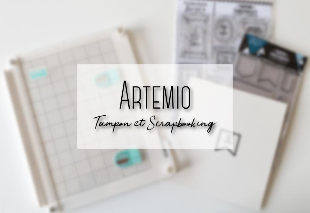 artemio scrapbooking