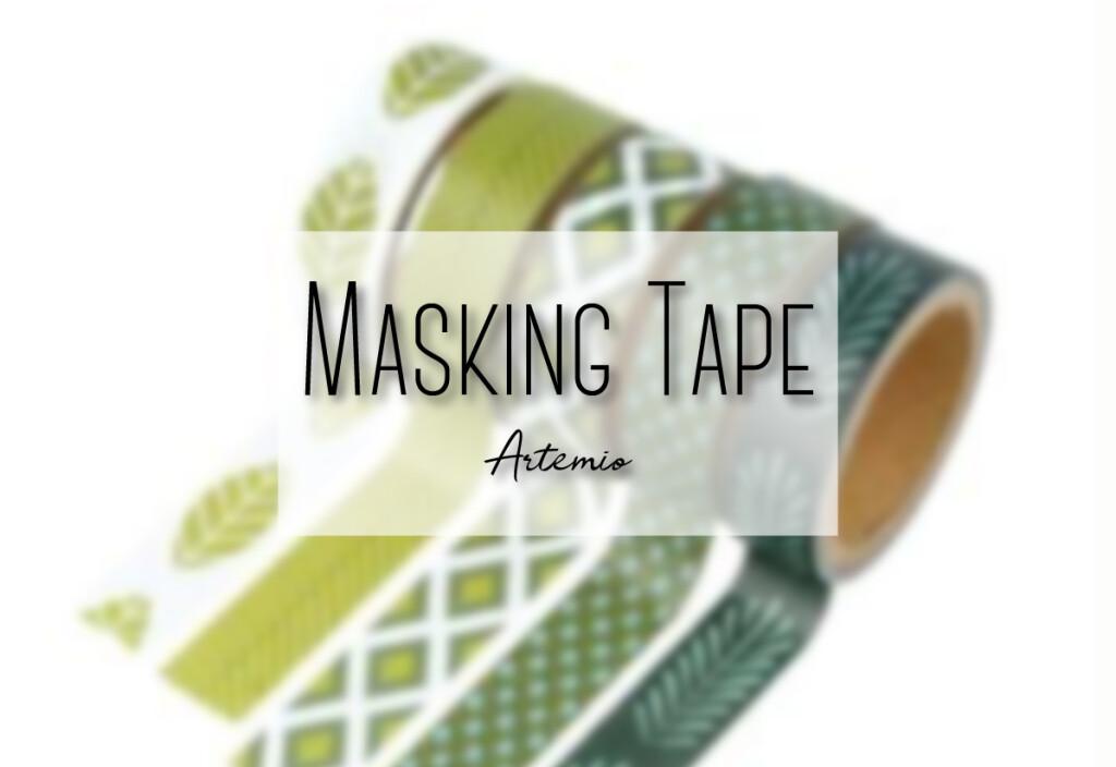 making tape anternio