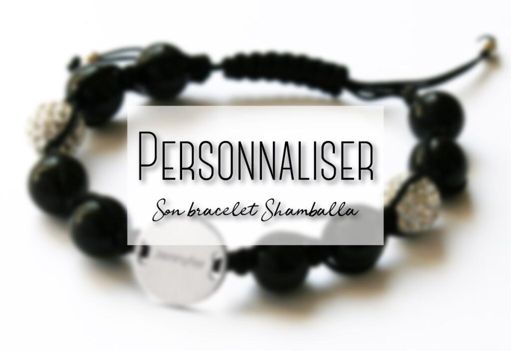 personnaliser son bracelet