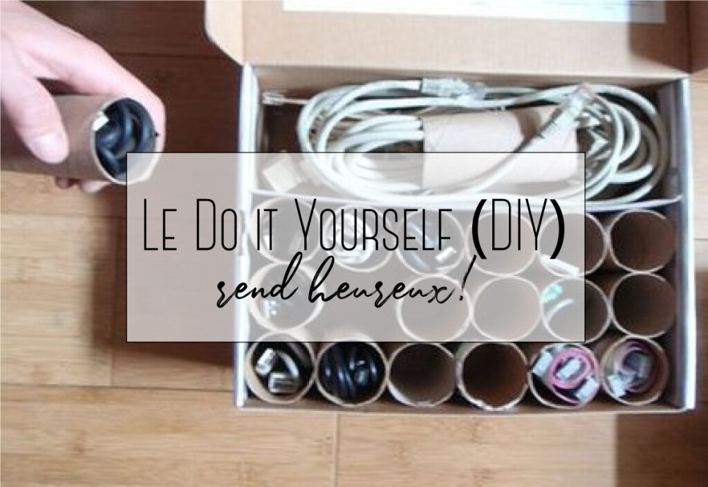 le do it yourself rend heureux