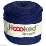 Pelote Hoooked Zpagetti bleu marine