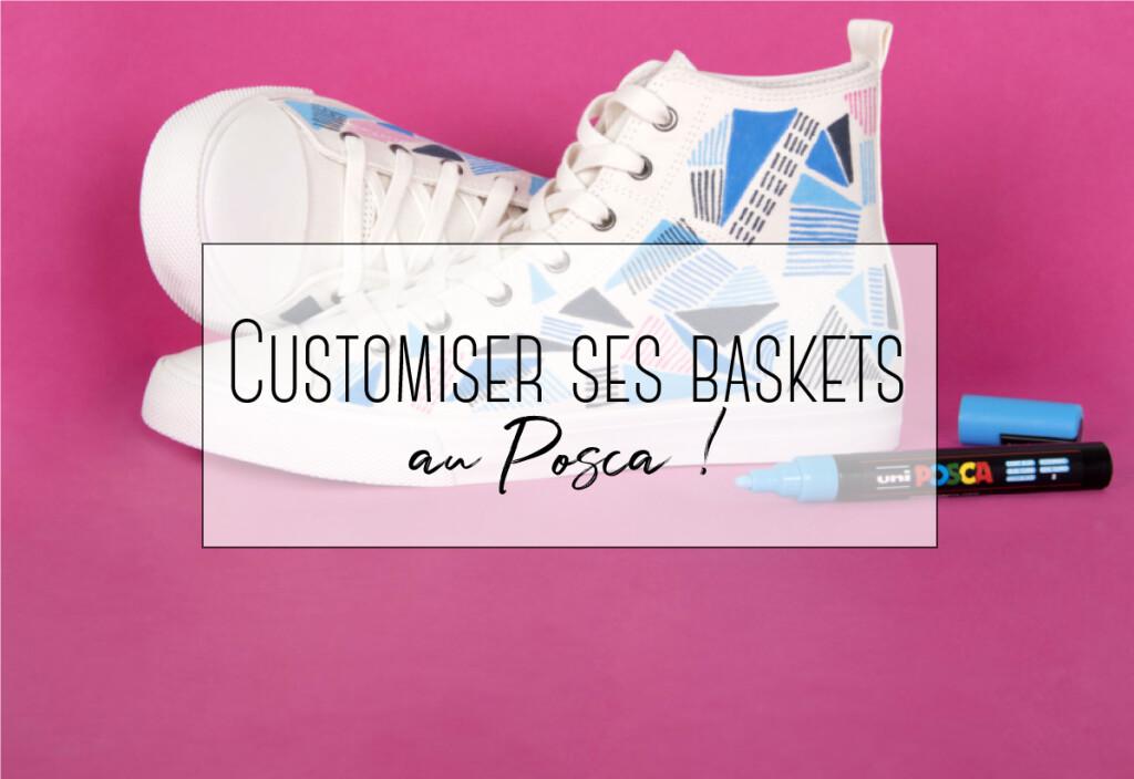 customiser ses baskets