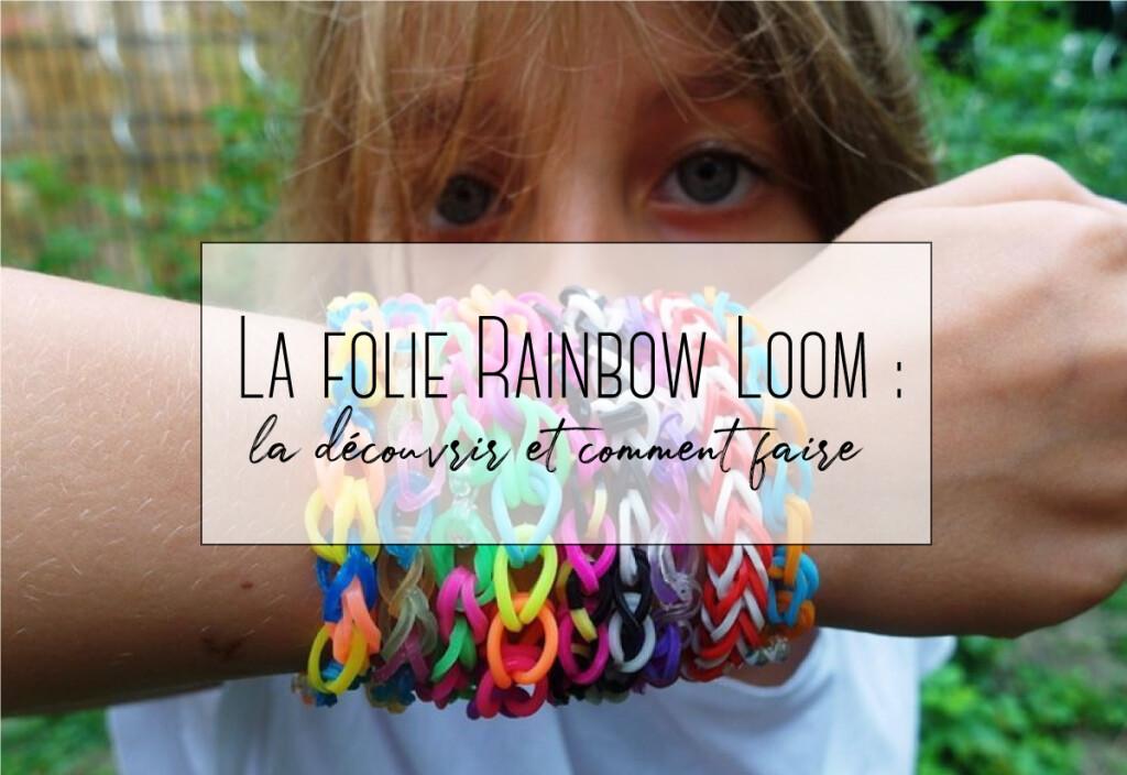 la folle rainbow loom