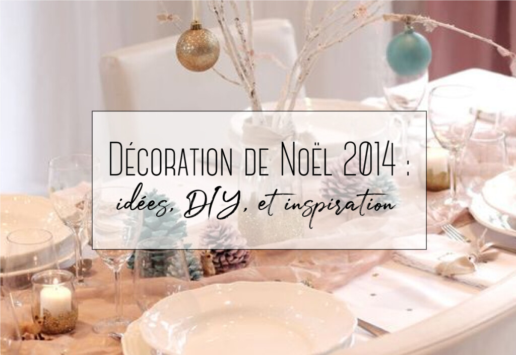 décoration noel 2014