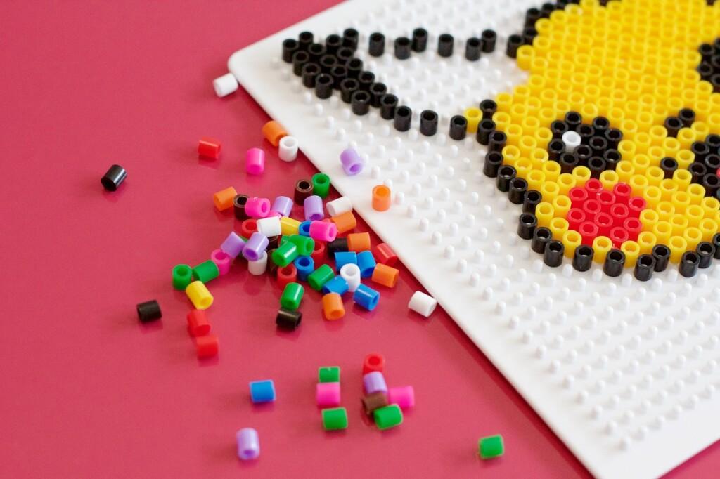 perles à repasser hama beads