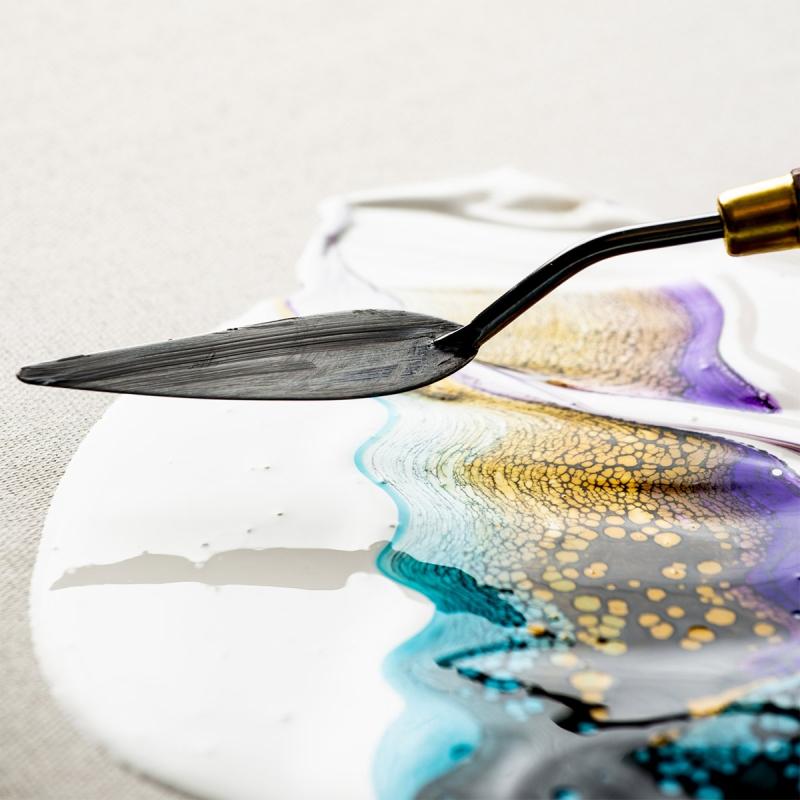 pouring spatule