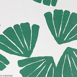 tissu-toile-coton-epais-a-la-coupe-feuilles-vertes-fond-blanc-par-10-cm-l