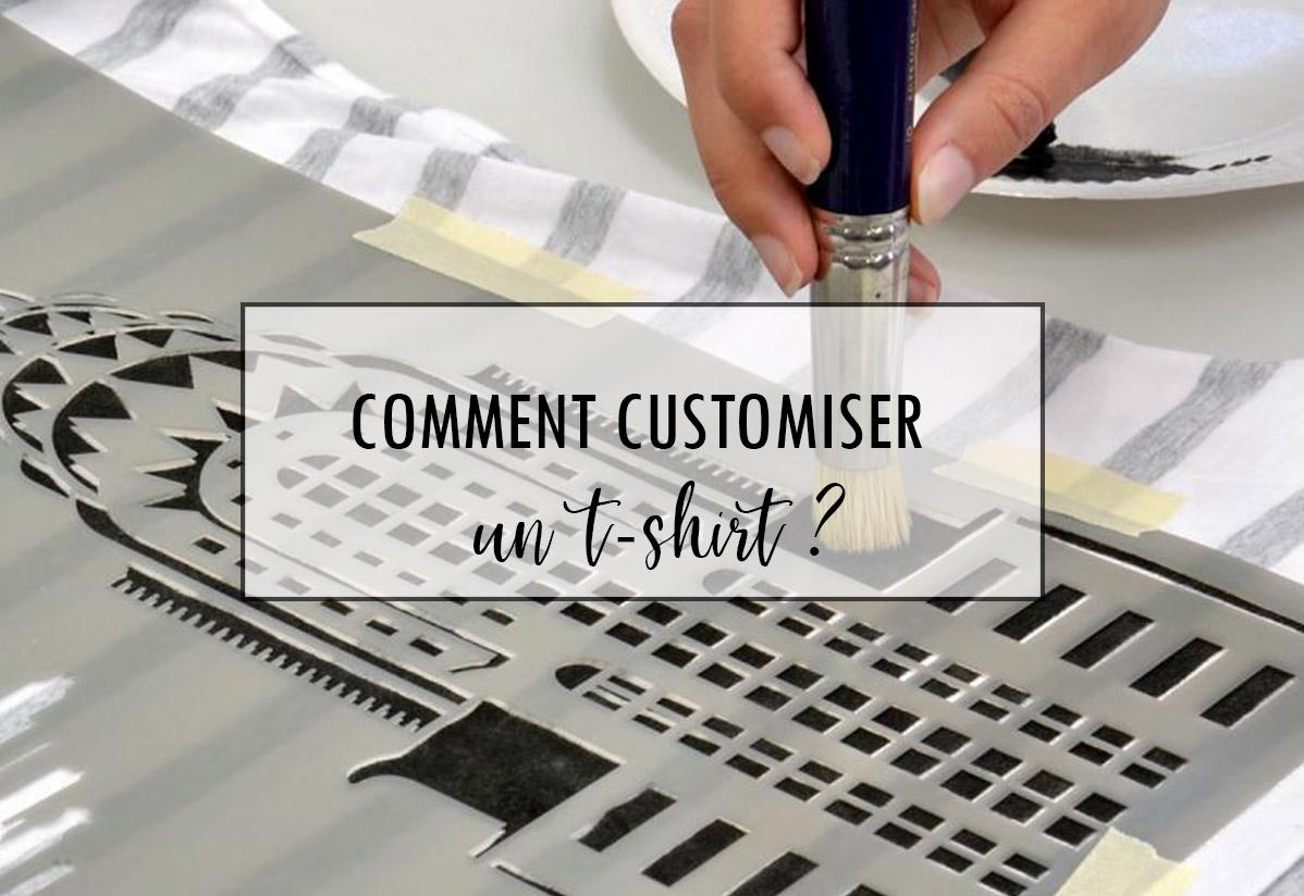 Comment customiser un t-shirt ?