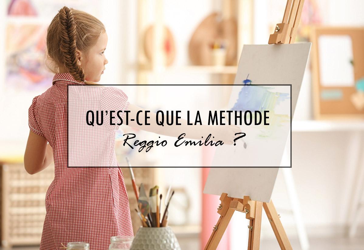 Tout savoir sur la méthode pédagogique Reggio