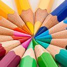 Crayons de couleurs adulte