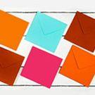 Enveloppe et carte 120 x 120