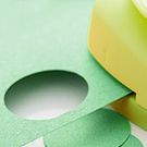 Feuilles et matières à perforer