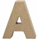Lettre en carton 12 cm