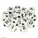 Perles alphabet