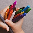Crayon cire