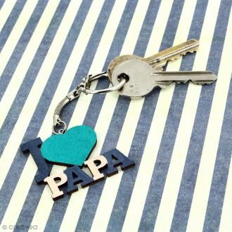 2. Décorer le porte-clés