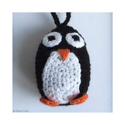 DIY Amigurumi : Pingouin