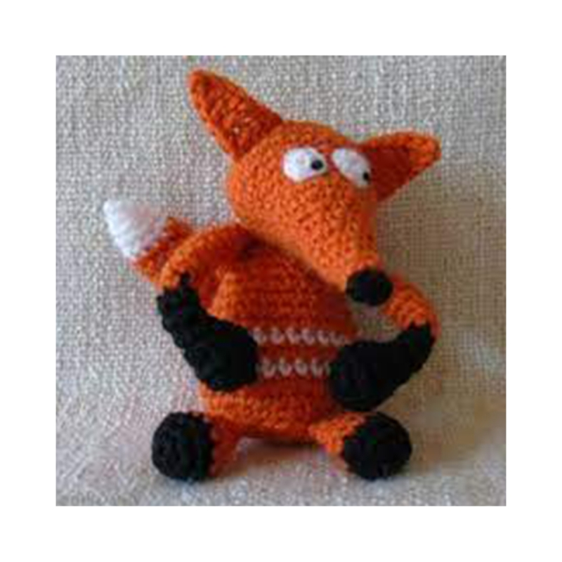 tutoriel amigurumi petit renard id es conseils et tuto crochet et tricot. Black Bedroom Furniture Sets. Home Design Ideas
