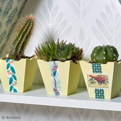 DIY Les petits pots à cactus