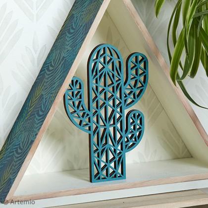 DIY Décoration : Cactus 3D