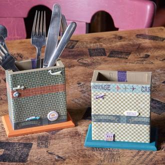 2. DIY petits rangements en bois Sweet Memories : Les étapes de réalisation