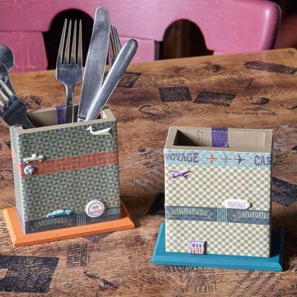 DIY Rangement sweet memories : les petits rangements en bois