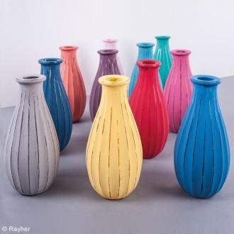 2. DIY les vases en verre colorés : Les étapes