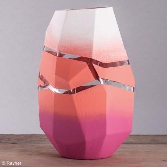 2. DIY Vase en verre déco : Préparation