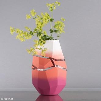 4. DIY Vase en verre déco : Finalisation