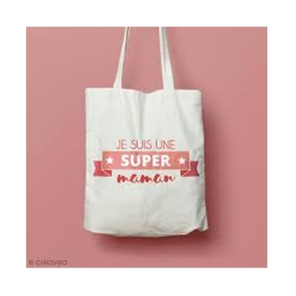 2. DIY Fête des mères : Customiser un tote bag