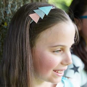 2. DIY custo headband : Les étapes de réalisation