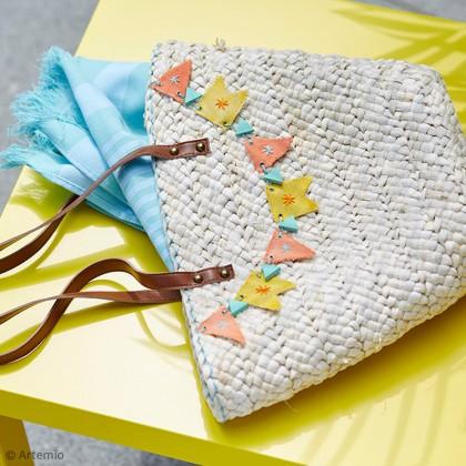 DIY Custo de sac avec petits fanions