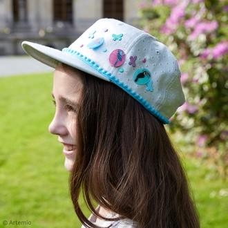 2. Les étapes pour customiser la casquette