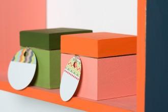 2. Comment fabriquer les boîtes en bois à trésors ? Les étapes de réalisation