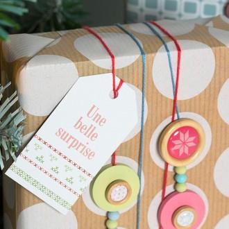 2. Le paquet cadeau