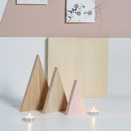 DIY : Déco de Noël romantique