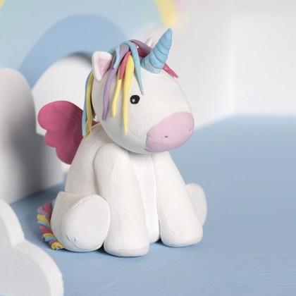 diy fimo modeler une licorne kawaii id es conseils et tuto modelage. Black Bedroom Furniture Sets. Home Design Ideas