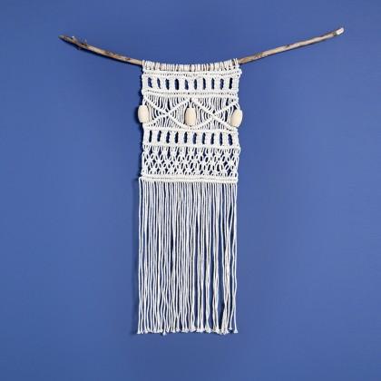 DIY : Tisser une suspension macramé bohème