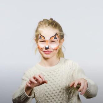 2. Comment se maquiller en renard ?