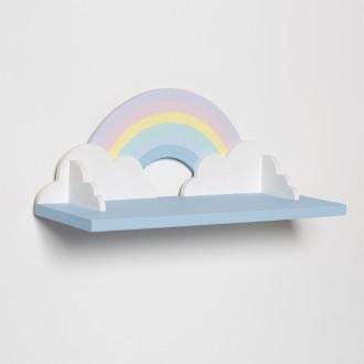2. Comment faire une étagère arc-en-ciel ?