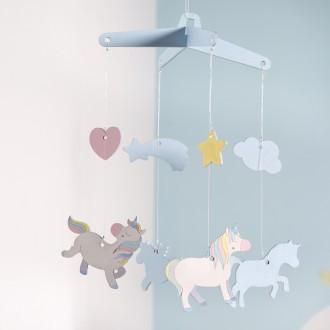 2. Comment customiser un mobile licorne ?