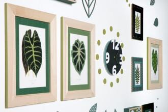 2. Créer la composition murale végétale