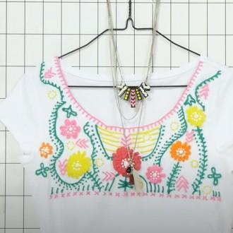 2. Comment customiser un tee-shirt avec la peinture 3D ?