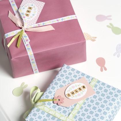Tuto : Comment bien emballer un cadeau d'anniversaire ?