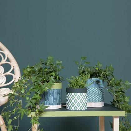DIY : Fabriquer des cache pots green